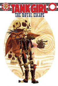 [Tank Girl: Royal Escape: Volume 1 (Titan Edition) (Product Image)]