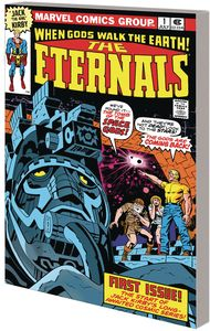[Eternals: By Kirby: Complete Collection (Classic DM Variant) (Product Image)]