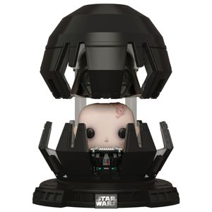[Star Wars: The Empire Strikes Back: Deluxe Pop! Vinyl Figure: Darth Vader In Meditation Chamber (Product Image)]