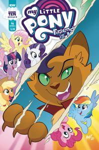 [My Little Pony: Friendship Is Magic #96 (Cover A Fleecs) (Product Image)]