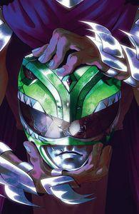 [Power Rangers/Teenage Mutant Ninja Turtles #1 (Montes Variant) (Product Image)]