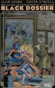 [League Of Extraordinary Gentlemen: The Black Dossier: New Edition (Product Image)]