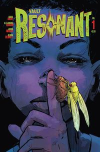 [The cover for Resonant #1 (Cover A)]