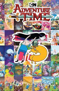 [Adventure Time #75 (Park Celebration Wraparound Cover) (Product Image)]