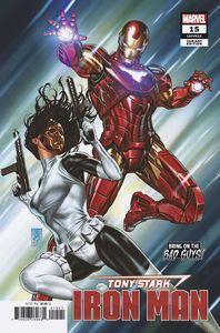[Tony Stark: Iron Man #15 (Brooks Bobg Variant) (Product Image)]