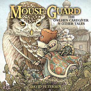 [Mouse Guard: Owlhen Caregiver #1 (Product Image)]