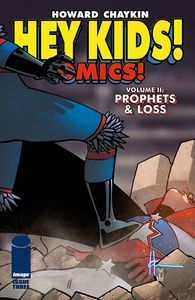 [Hey Kids! Comics!: Volume 2: Prophets & Loss #3 (Product Image)]
