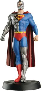 [DC: Best Of Figure Collection Magazine #48 Cyborg Superman (Product Image)]