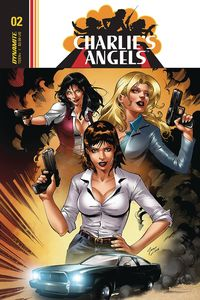 [Charlies Angels #3 (Cover A Cifuentes) (Product Image)]