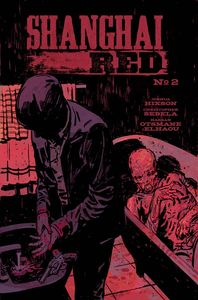 [Shanghai Red #2 (Cover A Hixson & Otsmane-Elhaou) (Product Image)]