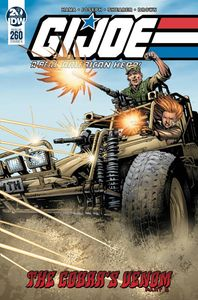 [GI Joe: A Real American Hero #260 (Cover A Joseph) (Product Image)]