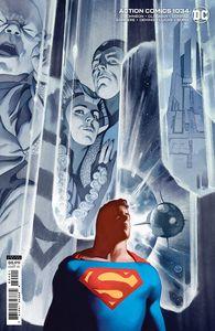 [Action Comics #1034 (Julian Totino Tedesco Cardstock Variant) (Product Image)]