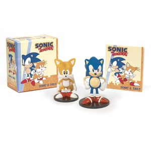 [Sonic The Hedgehog: Sonic & Tails Kit (Product Image)]