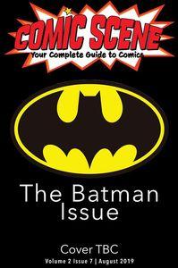 [Comic Scene Uk Magazine: Volume 2 #8 (Product Image)]