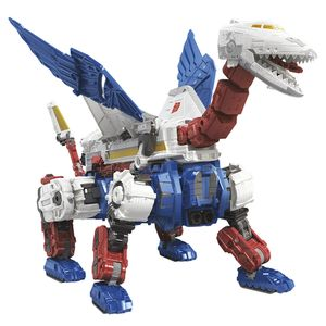 [Transformers: Generations: War For Cybertron: Action Figure: Commander Sky Lynx (Product Image)]