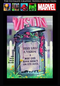 [Marvel: Graphic Novel Collection: Volume 159: Vision Little Better Than A Man (Product Image)]