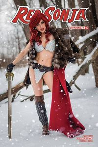 [Red Sonja #22 (Cover E Cosplay Sub Variant) (Product Image)]