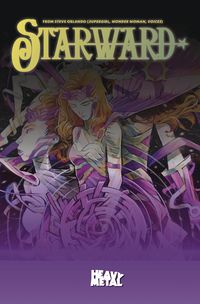 [The cover for Starward #1]