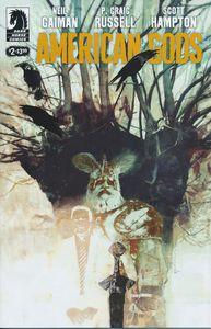 [American Gods: Shadows #2 (Sienkiewicz Variant) (Product Image)]