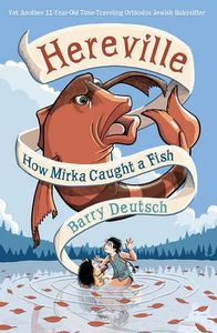 [How Mirka Caught A Fish (Hardcover) (Product Image)]