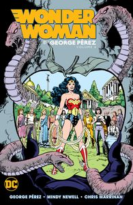 [Wonder Woman By George Perez: Volume 4 (Product Image)]