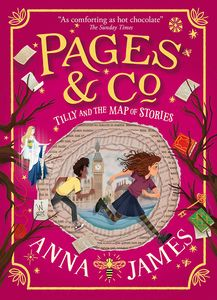 [Pages & Co.: Book 3: Tilly & The Map Of Stories (Hardcover) (Product Image)]
