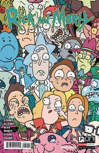 [Rick & Morty #60 (Cover B Starks) (Product Image)]