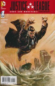 [JLA: Gods & Monsters: Superman #1 (Product Image)]