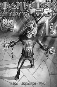 [Iron Maiden: Legacy Of The Beast: Volume 2: Night City #1 (Cover A Casas) (Product Image)]