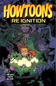 [Howtoons: Reignition #3 (Product Image)]