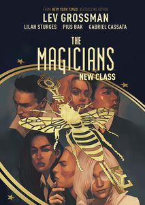 [The Magicians: New Class (Product Image)]