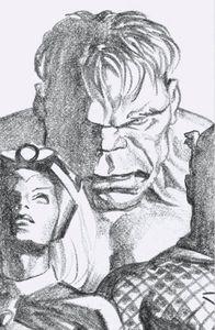 [Immortal Hulk #37 (Alex Ross Hulk Timeless Virgin Sketch Variant) (Product Image)]