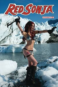[Red Sonja #15 (Cover E Decobray Cosplay) (Product Image)]