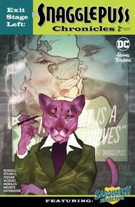 [Exit Stage Left: The Snagglepuss Chronicles #2 (Product Image)]