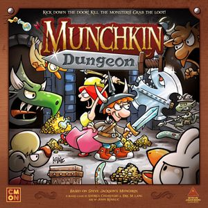 [Munchkin Dungeon (Product Image)]