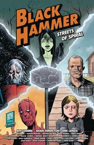 [Black Hammer: Streets Of Spiral (Product Image)]