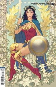 [Wonder Woman #764 (Card Stock J Middleton Variant Edition) (Product Image)]