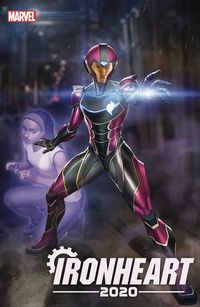 [The cover for 2020: Ironheart #1]