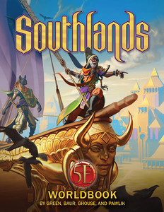 [Southlands: Worldbook (5th Edition Compatible) (Product Image)]