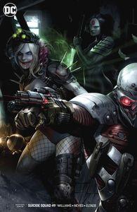 [Suicide Squad #49 (Mattina Variant Edition) (Product Image)]