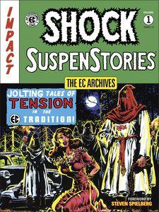 [EC Archives: Shock Suspenstories: Volume 1 (Product Image)]