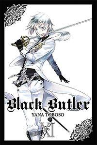 [Black Butler: Volume 11 (Product Image)]
