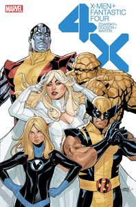 [X-Men/Fantastic Four (Product Image)]