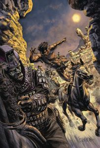 [Tarzan On The Planet Of The Apes #5 (Product Image)]
