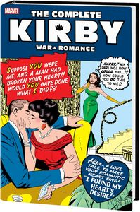 [Complete Kirby War & Romance (Romance DM Variant Hardcover) (Product Image)]
