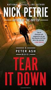 [A Peter Ash Novel: Book 4: Tear It Down (Product Image)]