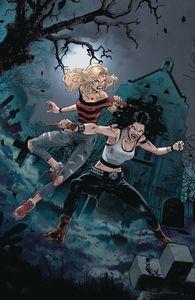 [Buffy The Vampire Slayer #30 (Cover B Georgiev) (Product Image)]