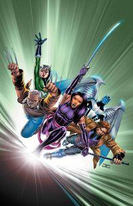 [Astonishing X-Men #7 (Cassaday Lh Variant) (Legacy) (Product Image)]