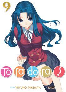 [Toradora!: Volume 9 (Light Novel) (Product Image)]
