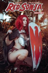 [Red Sonja #13 (Cover D Cosplay) (Product Image)]